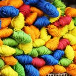 Handmade home ornamentation – pillows, rugs and alternative decoration
